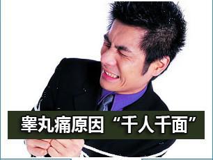 男人睾丸疼痛是怎么回事?