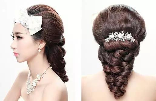 打造完美韩式新娘妆,留住幸福的时光图片