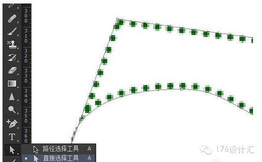 ps怎么画虚线 教你PS直线虚线和曲线虚线的画法