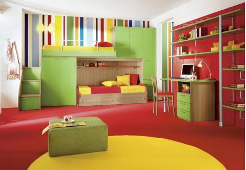 孩子房间关乎孩子健康聪明