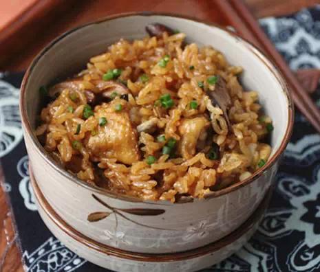 把剩米饭做成法式大餐是一种什么感觉?图片