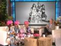 《艾伦秀第13季片花》S13E02 粉头盔团不怕摔跤 呼吁女孩一起来滑板