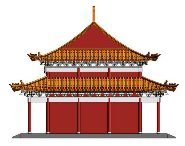 矢量图素材 欧式屋顶