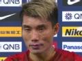 郑智:开场丢球因缺乏耐心 首轮赢球并未放松