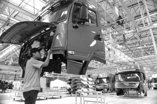 中航工业汽车产业布局显现