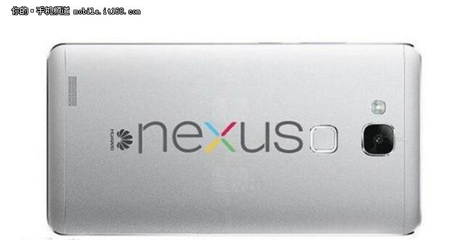 配备13MP镜头 华为Nexus确认2K屏