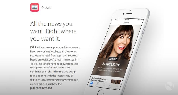 苹果新闻客户端 news严苛的广告规则引不满 但新闻媒体还是得合作