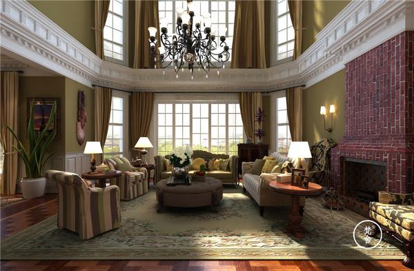 服务于建筑设计 / 园林景观规划 / 室内设计/ 软装配饰一体化设计服务