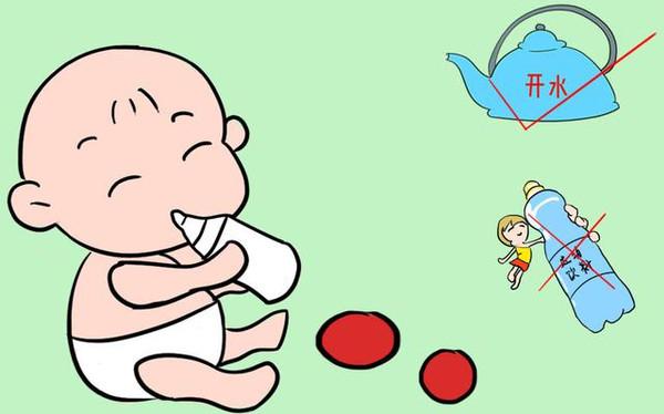 幼儿园健康宝宝动漫图