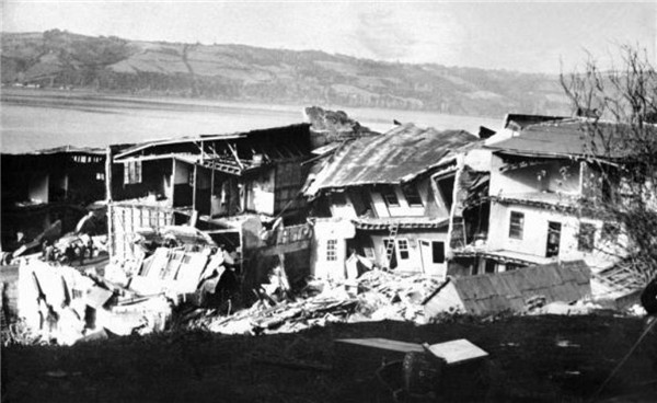 1960年智利瓦尔迪维亚大地震纪实