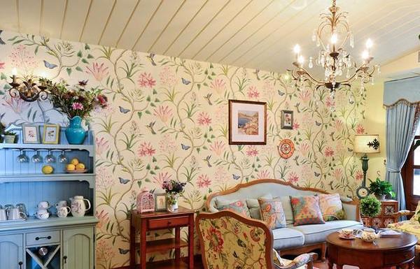 纠结死了,墙上到底刷漆好还是贴壁纸好?