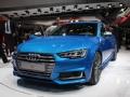 [海外新车]奥迪新一代S4最大功率达260kW