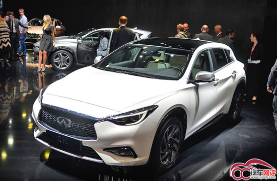 增加品牌竞争力 英菲尼迪Q30车展首发