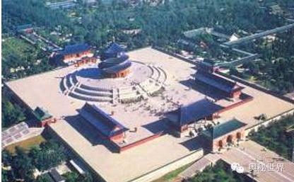 惊!中国古代皇室建筑竟暗藏神秘数字图片