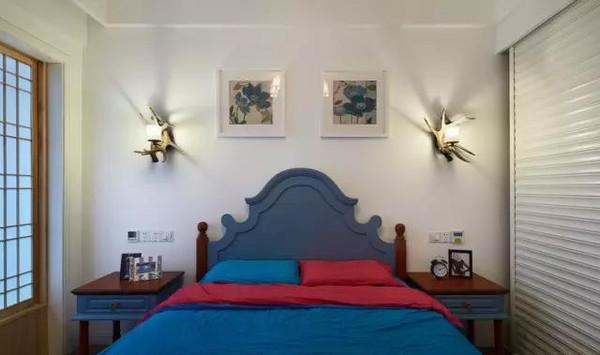 女主人注意 卧室床头灯这么配才最漂亮