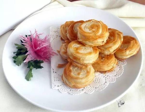 吴山酥油饼在南宋时即被誉为