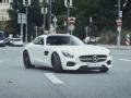 [海外新车]Nico Rosberg出镜开 AMG GT S