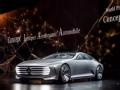 [海外新车]梅赛德斯奔驰 气动智能概念车