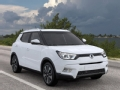 [海外新车]双龙全新Tivoli柴油版小型SUV