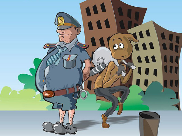 网络漫谈:互联网时代的警察与小偷图片