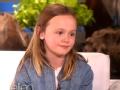 《艾伦秀第13季片花》S13E08 十岁小女孩制作机器人之手