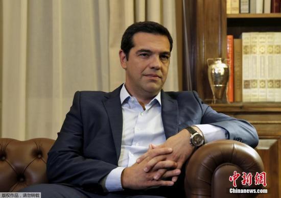 希腊大选在即选情紧绷 前总理齐普拉斯民调略领先