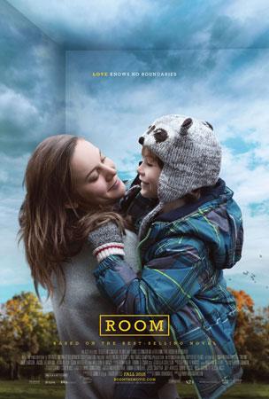 《房间》讲述了杰克从生下来就被囚禁在一个不足十平米的房间里的故事