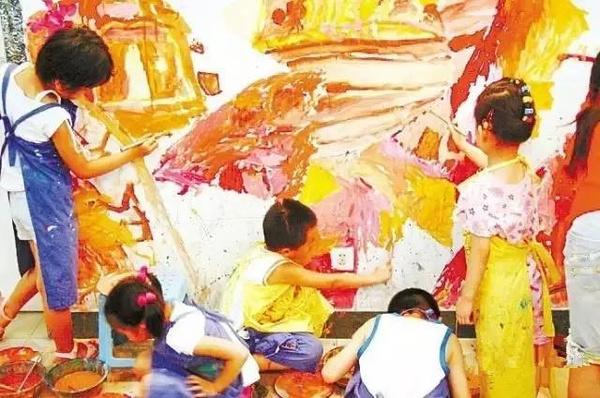 为什么学画画的孩子更聪明