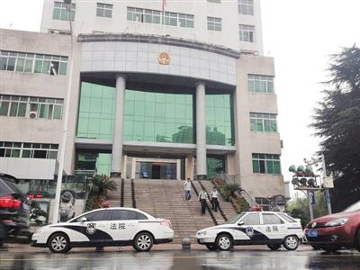 事发的十堰市中级公民法院。