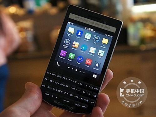 黑莓P9983