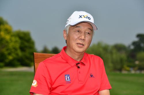 郑州圣安德鲁高尔夫俱乐部董事长樊志强