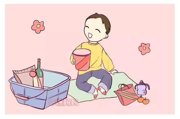 diy相册简手绘插画