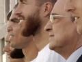 视频-皇马拍全家福 J罗颜值担当伊斯科光头抢镜