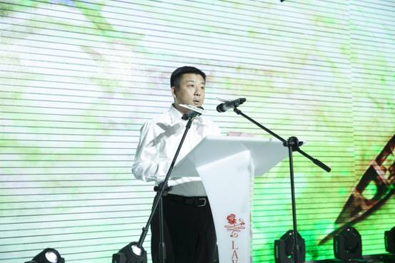 昆山市市长-杜小刚致欢迎词
