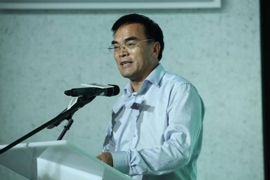 国际休闲产业协会副主席  朱至珍先生