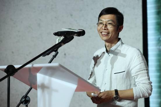 伴城伴乡城乡互动发展促进中心发起人朱胜萱致辞