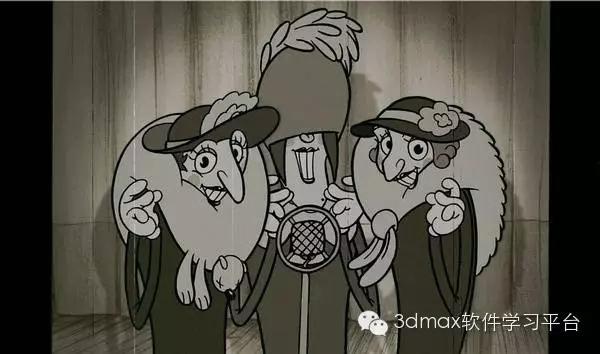 当年想考北影动画系的时候(因为中国动画学院非常反感那种尖脸大眼