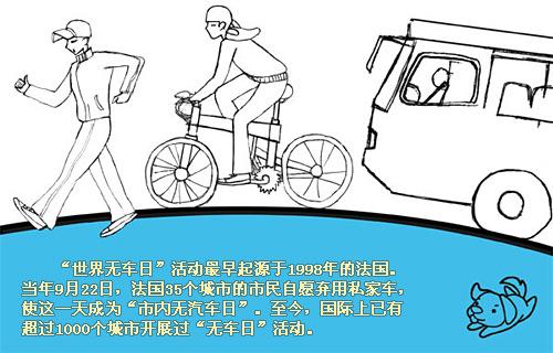 公益 正文  对现代社会来说,无车是不现实的,用新能源汽车实现人,自然