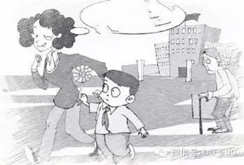 """妈妈故意让孩子被陌生人""""拐走""""后,意想不到"""