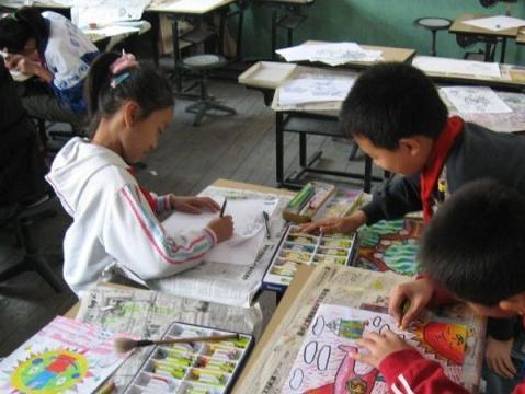 农村小学美术教育分析研究论文