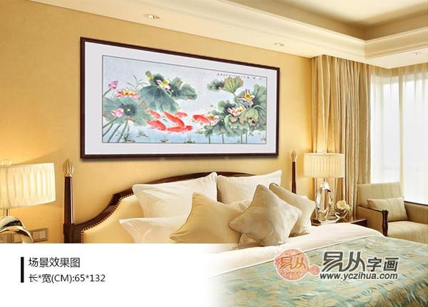 约温馨与浪漫 卧室床头背景画应该怎么选