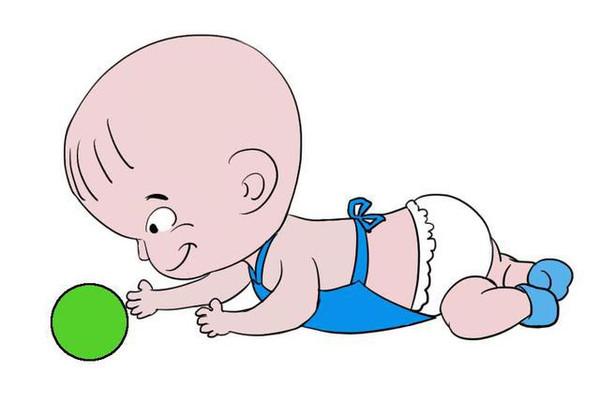3-4个月宝宝图片