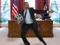 《艾伦秀第13季片花》S13E09 奥巴马跳侧抬腿 干旱专家现场大秀肌肉