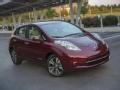 [海外新车]新款日产LEAF电池容量达30kWh