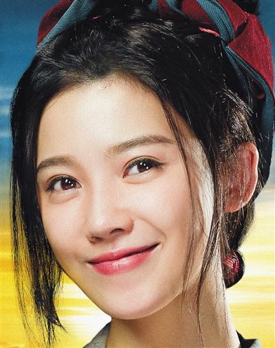 杨子姗饰女主角苏小美.图片