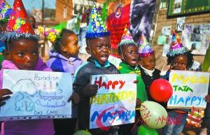 《祝你生日快乐》歌解禁 版权费用曾高不可及