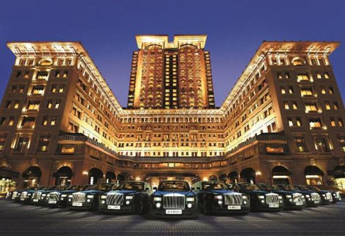 全世界十大豪华酒店 住这么奢华酒店有什么体验(组图)