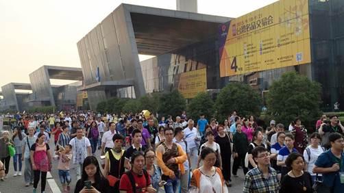 在本次台湾名品博览会南京站开幕前,Vivitek(丽讯)在发布会上展示了即将于10月重磅亮相的QUMI系列最新微投产品QUMI