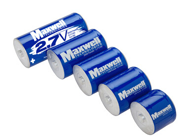 Maxwell超级电容器成为凯迪拉克标配
