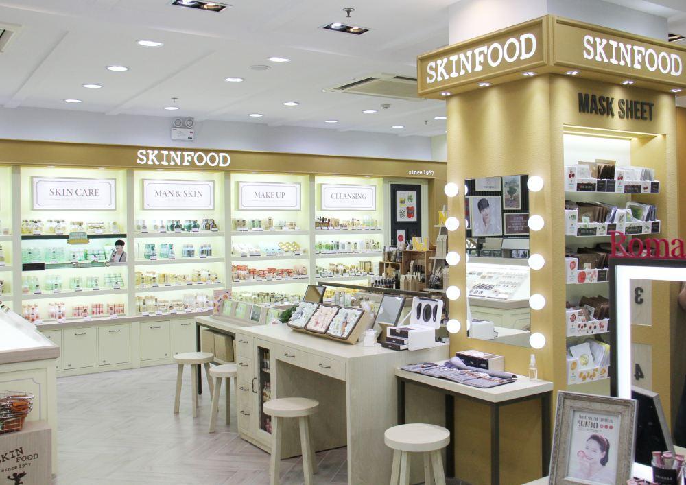 铲除代购市场,SKINFOOD最高降价超40%